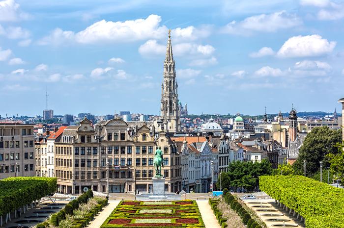 O Museu do Chocolate de Bruxelas recebe mais de 50.000 pessoas por ano
