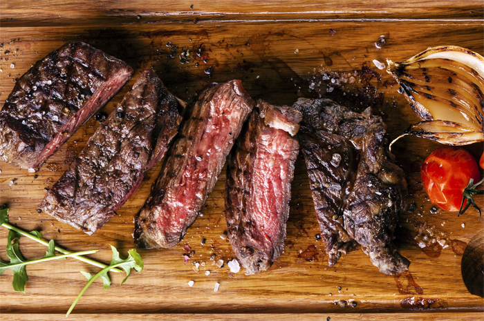 O moderno navio tem agora o fantástico restaurante de especialidades Butcher's Cut, que deixará a experiência gastronômica a bordo ainda mais completa