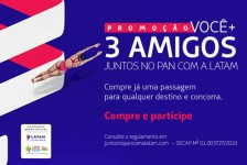 Latam lança promoção para os Jogos Pan-Americanos de Lima