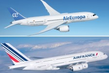 Air Europa firma joint venture com Air France-KLM para operar na América Latina