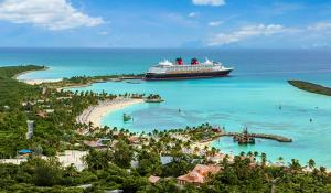 Disney Cruise Line retoma operações no dia 9 de agosto