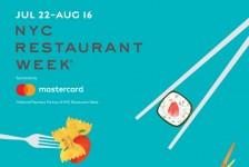 Nova York abre reservas para o Restaurant Week Verão 2019