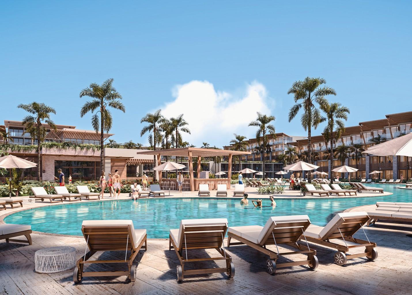 AMResorts anuncia novo hotel dedicado às famílias em Punta Cana