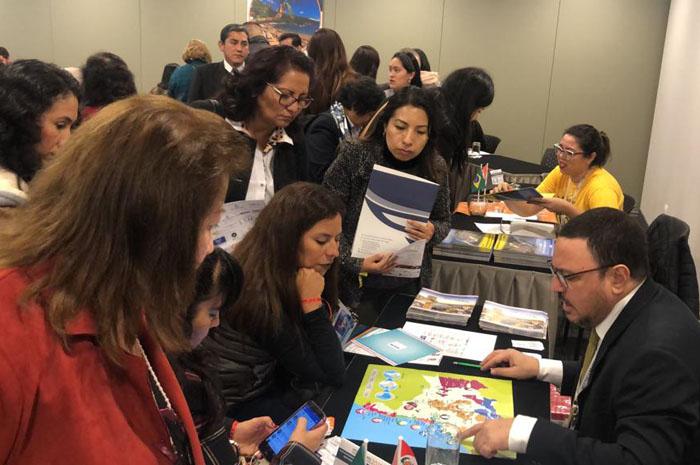 Destinos da Bahia são promovidos em Bogotá (Colômbia) e Lima (Peru)