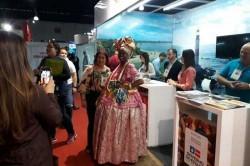 Setur-BA promoveu atrativos turísticos durante Avirrp 2019