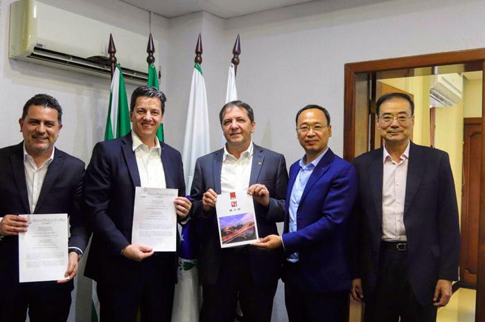 Cidade passará a oferecer serviços, incluindo atrativos, passagens aéreas e reserva de hotéis diretamente para os turistas chineses