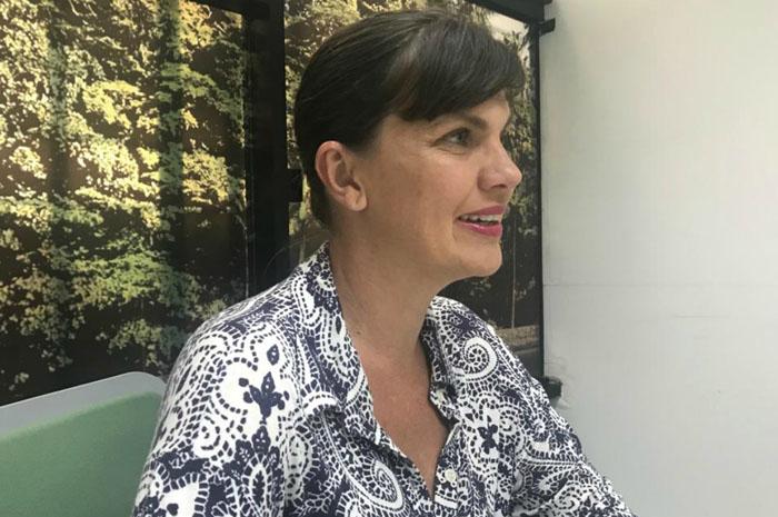 Bianca Colepicolo, secretária de Desenvolvimento Econômico e do Turismo de Ilhabela