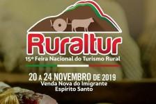 Maior feira do Agroturismo do País acontecerá no Espirito Santo em novembro