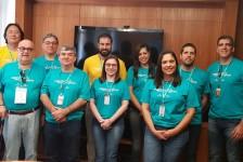 'Agente com A Gente' da Ancoradouro recebe profissionais de SP; veja fotos