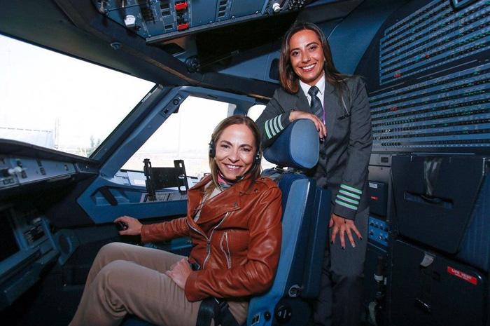 Protagonismo da mulher no mercado da aviação é tema de encontro que será realizado amanha em Brasília