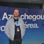 Alex Malfitani, vici-presidente de Finanças da Azul