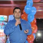 André Almeida, gerente de Treinamentos do Visit Orlando no Brasil