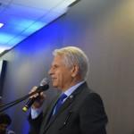 Antonio Claret, representou o governador João Doria