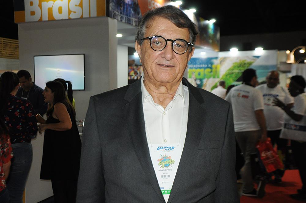 Arialdo Pinho, secretário de Turismo do Ceará
