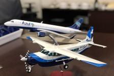 """Azul avalia entrada de concorrentes na aviação regional: """"não é natural"""""""