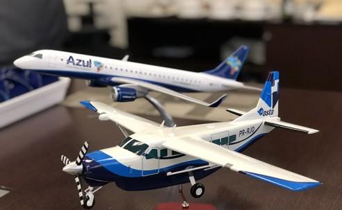 """Azul avalia entrada de concorrentes na aviação regional: """"não é um movimento natural"""""""