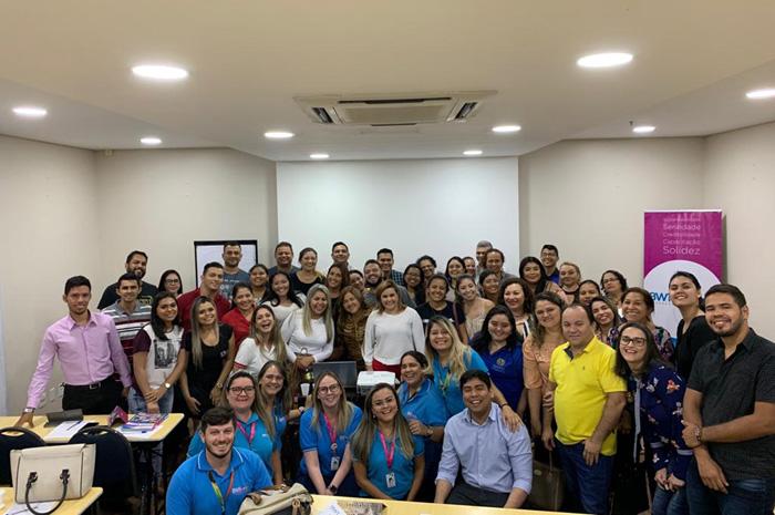 Ação reuniu profissionais para aperfeiçoamento no sistema Aires