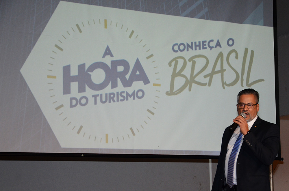 Bob Santos, do MTur