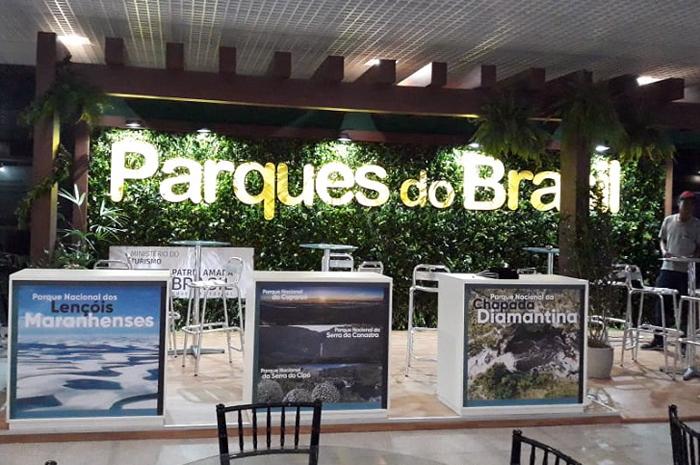 Cerca de 600 agentes de viagens participaram do evento, compartilhando informações e experiências para o aprimoramento do turismo brasileiro
