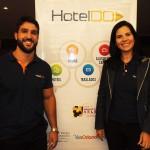 Bruno Lamori e Andrea Nunes, da HotelDO