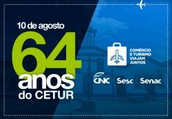 Conselho de Turismo da CNC completa 64 anos; veja história