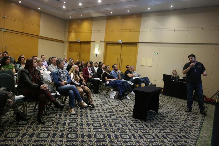 Capacitação TBO Holidays e Nobile Hoteis em Curitiba
