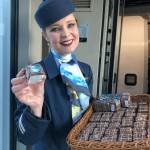 Clientes da Azul receberam presentes no Embarque