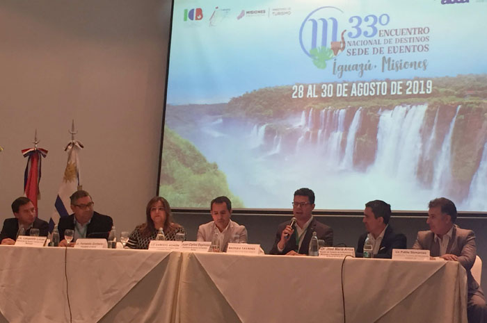 Convenio foi assinado por Brasil Paraguai e Argentina