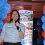 Cristina Muniz, executiva de Vendas e Marketing do SeaWorld no Brasil