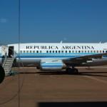 Avião presidencial da Argentina
