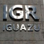 O evento oficial aconteceu no aeroporto internacional de Puerto Iguazu (IGR)