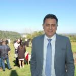 Gilmar Piolla, secretário de turismo, indústria, comércio e projetos estratégicos de Foz do Iguaçu