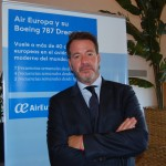 Lisandro Menu Marque, diretor de Desenvolvimento Internacional da Air Europa