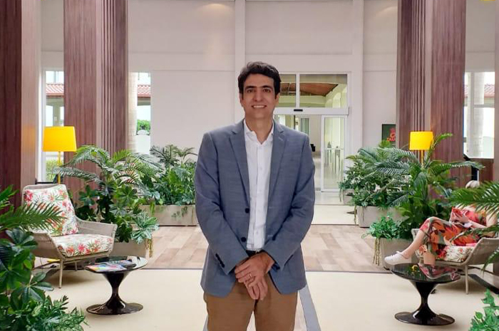 Daniel Chequer Ribeiro, presidente Grupo Tauá de Hotéis