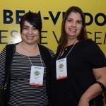 Daniela Honório e Viviani Honório, da DH3 Viagens