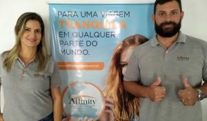 Affinity amplia equipe comercial em Vitória (ES)