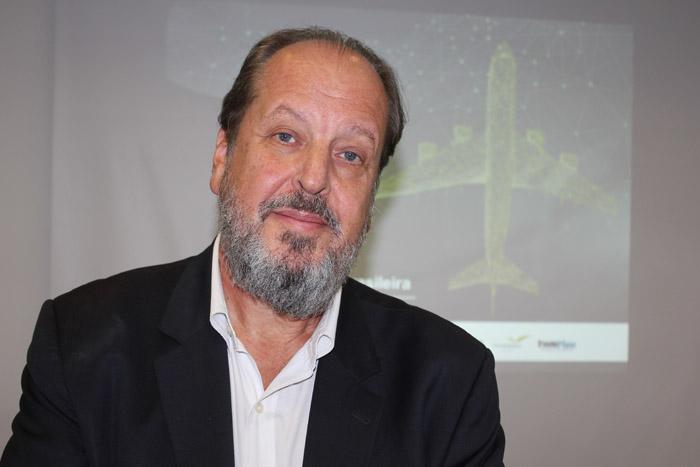 Eduardo Sanovicz, presidente da Associação Brasileira das Empresas Aéreas (Abear)
