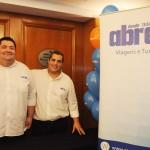 Edy Santos e Diego Landim, da Abreu