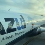 Embraer E195 é responsável pelas operações na ponte aérea