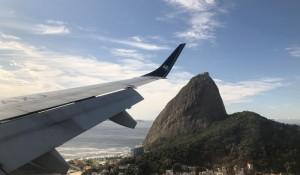 Confira como foi o voo inaugural da Azul na ponte aérea; fotos