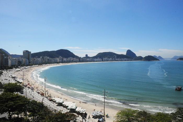 O Rio de Janeiro ficou em primeiro lugar na categoria de destino turístico para lazer no estudo da Demanda Turística Internacional no Brasil