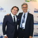 Flavio Peruzzi e Marco Ferraz, da Clia