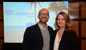 Fort Lauderdale apresenta atributos para agentes em São Paulo; fotos