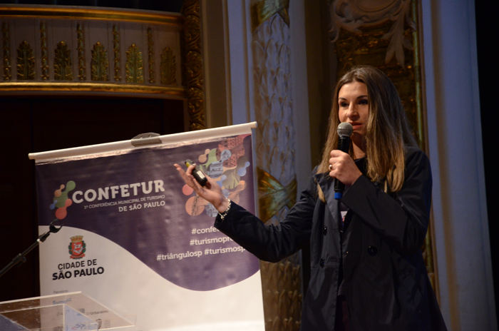 Debora Bonazzi, head da indústria de Viagens e Entretenimento do Google