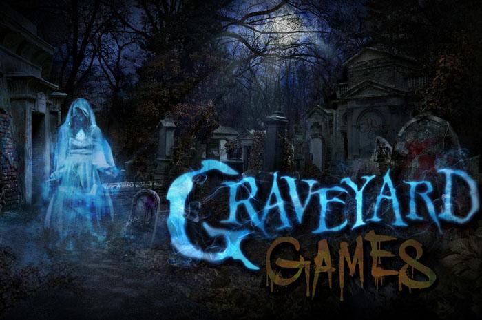 Graveyard Games como a última casa assombrada de conteúdo original chegando ao Halloween Horror Nights 2019