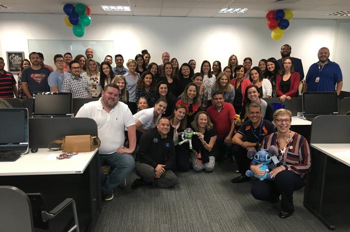 Flytour Viagens promove Disney Day para capacitar agentes