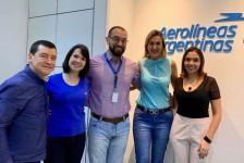 WTM-LA realiza Encontro de Lideranças com Aerolíneas Argentinas e MPI Brasil