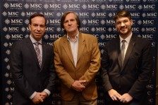 Com 15% a mais de oferta e fretamento da Gol, MSC lança temporada em Martinica