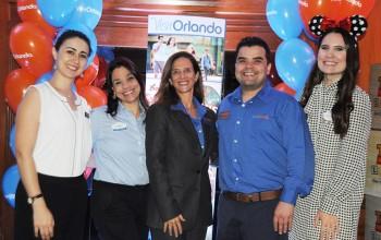 Visit Orlando, Disney, SeaWorld e parceiros revelam suas novidades no Rio; veja fotos
