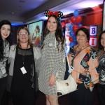 Julia Alves, do Bagagem na Mão, Marcia Baccarini, do ABC de Orlando, Gabriela Delai, da Disney, e Veronica Gouveia e Paula Beatriz, da Pequenos Detalhes Turismo